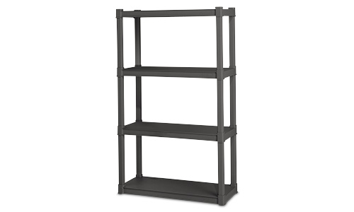 0164 - 4 Shelf Shelving Unit