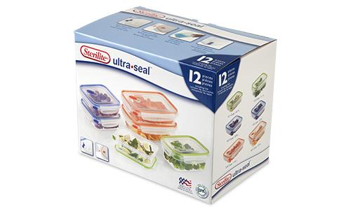 0304 - Ultra•Seal™ 12 Piece Set