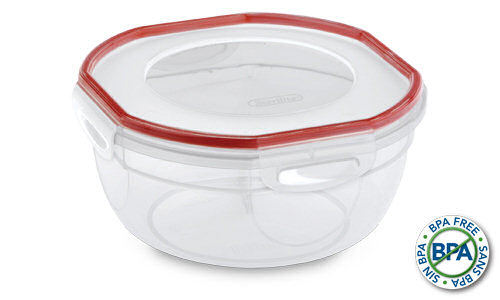 0393 - UltraSeal 2.5 Quart Bowl