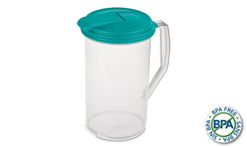 0486 - 2 Quart Round Pitcher
