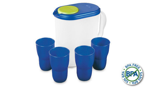 0494 - Beverage Set (includes four 13oz tumblers)