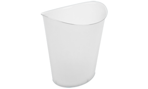 1031 - 3 Gallon Oval Wastebasket