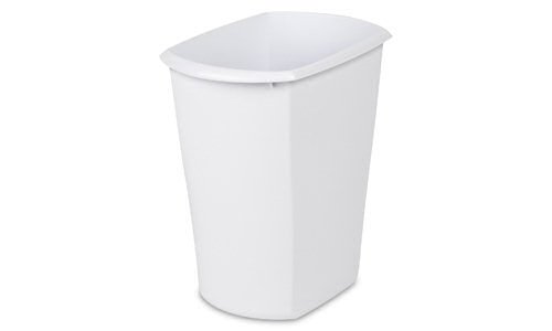 1051 - 3 Gallon Rectangular Wastebasket