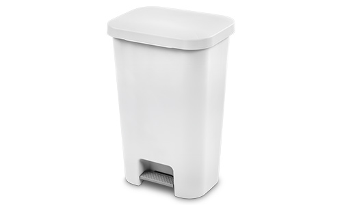 1069 - 11.9 Gallon StepOn Wastebasket