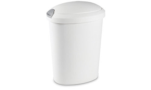 1082 - 5.2 Gallon Touch-Top� Wastebasket