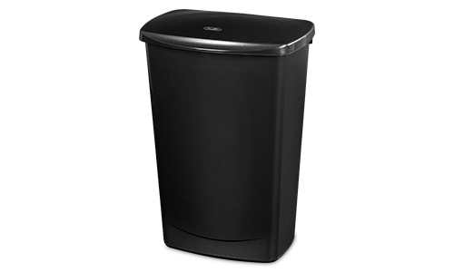 1091 - 11.4 Gallon LiftTop Wastebasket