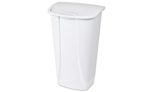 1093 - 11 Gallon Swing-Top Wastebasket