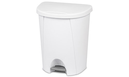 1094 - 6.6 Gallon StepOn Wastebasket