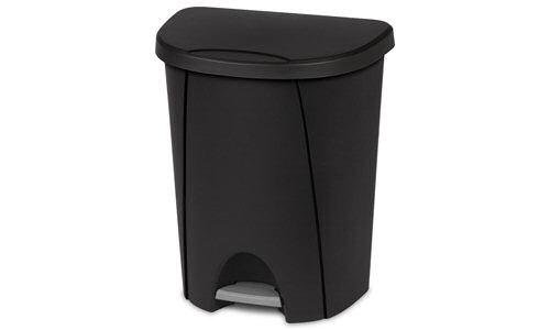 1094 - 6.6 Gallon StepOn Wastebasket