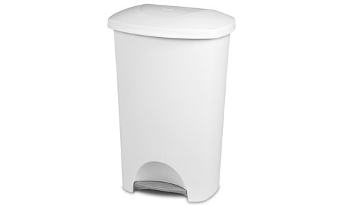 1096 - 11 Gallon Step-On Wastebasket