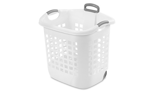 1224 - 1.75  Bushel Ultra™ Wheeled Laundry Basket