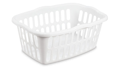 1245 - 1.5 Bushel Rectangular Laundry Basket