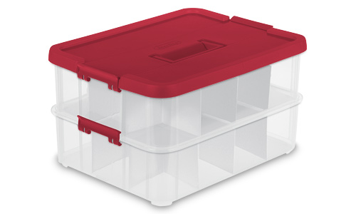 1427 - Stack & Carry - 2 Layer Ornament Box