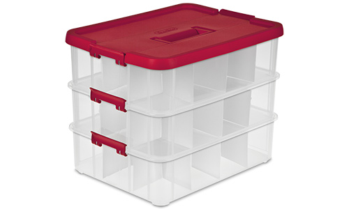 1428 - Stack & Carry - 3 Layer Ornament Box