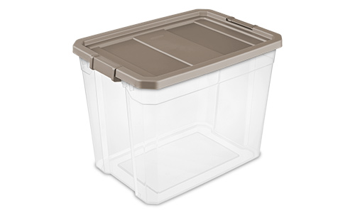 1478 - 108 Quart Modular Stacker Box