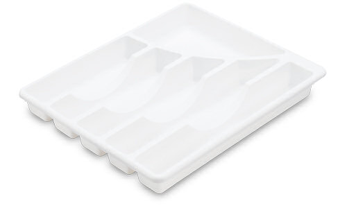 1575 - 6 Compartment Cutlery Tray