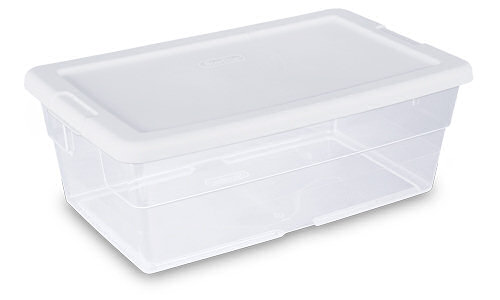 1642 - 6 Quart Storage Box