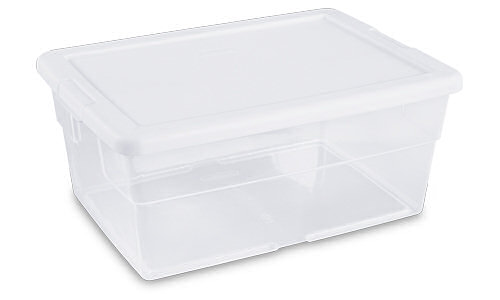 1644 - 16 Quart Storage Box