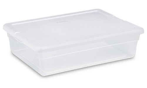 1655 - 28 Quart Storage Box