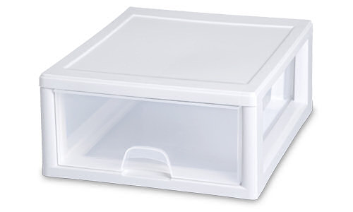 2301 - 16 Quart Stacking Drawer