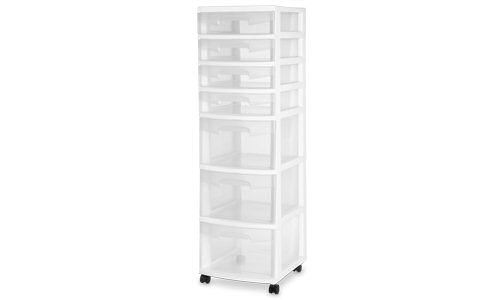 2834 - 7 Drawer  Cart