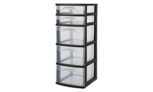 2895 - 5 Drawer Tower