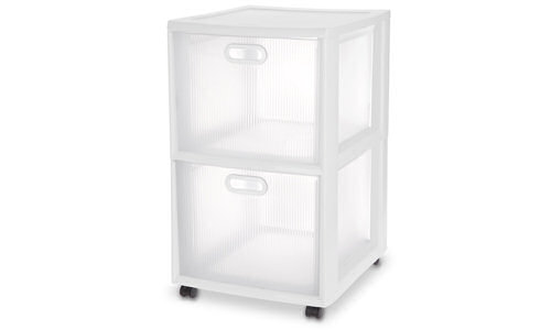 3620 - Ultra 2 Drawer Cart 