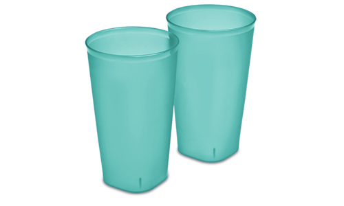 0932 - Set of Two 32 Ounce Tumblers
