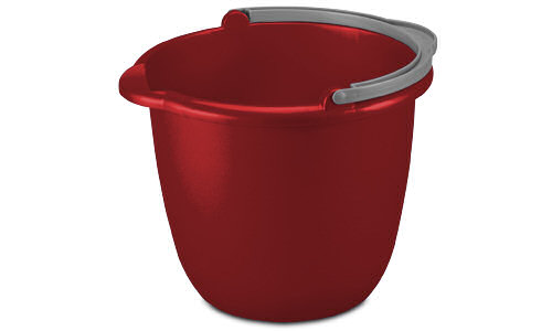1122 - 14 Quart Spout Pail
