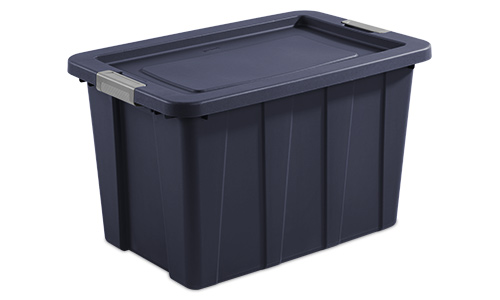 1527 - 30 Gallon Latching Tuff1 Tote