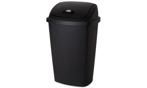 1088 - 13.2 Gallon SwingTop Wastebasket