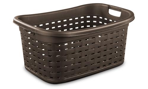 1275 - Weave Laundry Basket