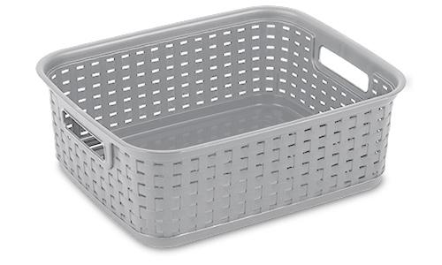 1272 - Short Weave Basket
