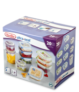 Ultra�Seal� 20 Piece Set