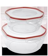 Ultra�Seal� 4 Piece Bowl Set