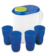 Beverage Set (includes four 13oz tumblers)