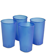 Set of Four 20 Ounce Tumblers