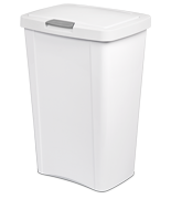 13 Gallon Touch-Top� Wastebasket