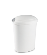 5.2 Gallon Touch-Top� Wastebasket