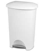 11 Gallon Step-On Wastebasket