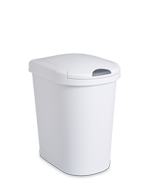 7.3 Gallon Ultra ClickTop� Wastebasket