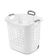 1.75  Bushel Ultra™ Wheeled Laundry Basket