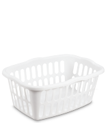 1�  Bushel Rectangular Laundry Basket