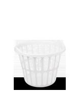 1 Bushel Round Laundry Basket