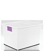 50 Quart ID Box