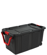 40 Gallon Wheeled Industrial Tote