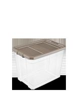 108 Quart Modular Stacker Box