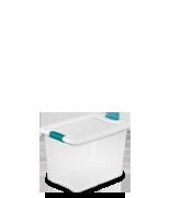 25 Quart Latching Box