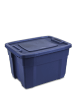 18 Gallon TUFF1 Storage Container