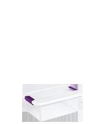 15 Quart ClearView Latch™ Box